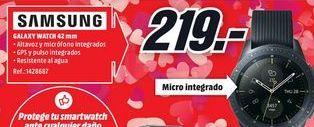 Oferta de Smartwatch Samsung por 219€