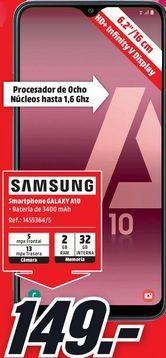 Oferta de Smartphones Samsung por 149€
