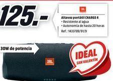 Oferta de Altavoces bluetooth JBL por 125€