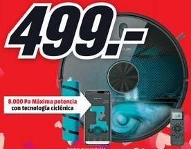 Oferta de Robot aspirador cecotec por 499€