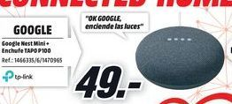 Oferta de Altavoces bluetooth Google por 47€