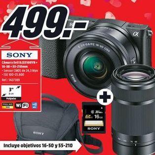 Oferta de Cámara de fotos Sony por 499€