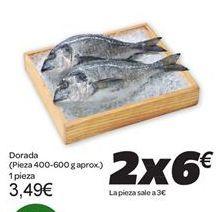 Oferta de Dorada por 3.49€