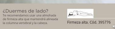 Oferta de Almohada por