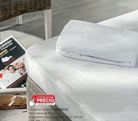 Oferta de Protector de colchón por