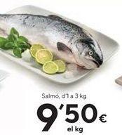 Oferta de Salmón por 9.5€
