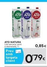 Oferta de Leche ATO por 0.85€