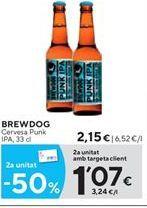 Oferta de Cerveza por 2.15€