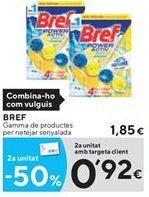 Oferta de Limpiadores Bref por 1.85€