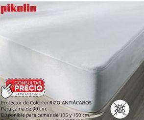 Oferta de Protector de colchón Pikolin por