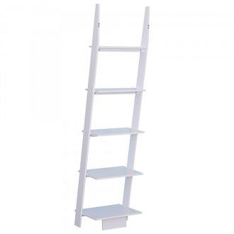 Oferta de Estantería 5 baldas escalera HomCom por 72.99€