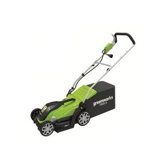 Oferta de Cortacésped eléctrico 1000W GLM1035 Motogarden por 125.16€