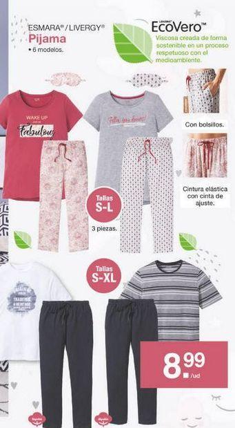Oferta de Pijama por 8.99€