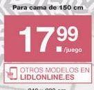 Oferta de Ropa de cama Meradiso por 18.99€