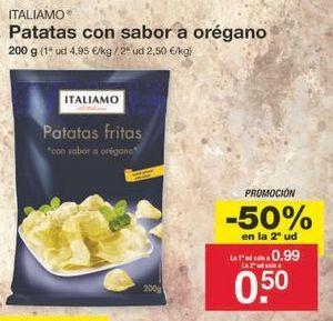 Oferta de Patatas fritas Italiamo por 0.74€
