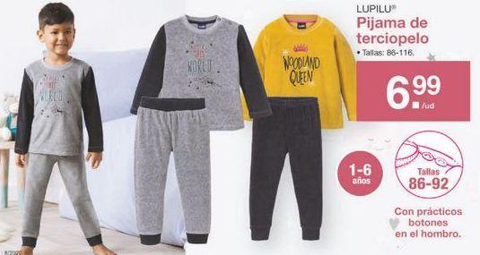 Oferta de Pijama Lupilu por 6.99€