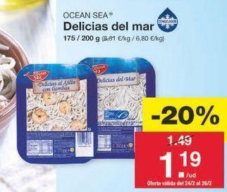 Oferta de Gulas ocean sea por 1.19€