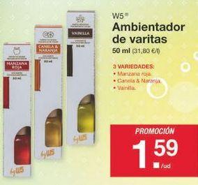 Oferta de Ambientadores por 1.59€