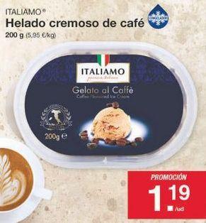 Oferta de Tarrina de helado Italiamo por 1.19€