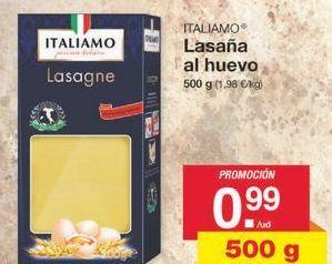 Oferta de Lasaña Italiamo por 0.99€