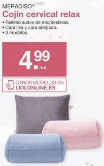 Oferta de Cojines Meradiso por 4.99€