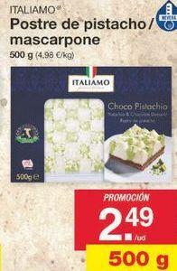 Oferta de Postres Italiamo por 2.49€