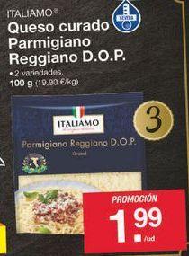 Oferta de Queso curado Italiamo por 1.99€