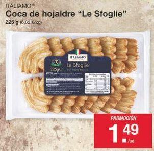 Oferta de Coca Italiamo por 1.49€