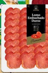 Oferta de Lomo embuchado por 1.79€