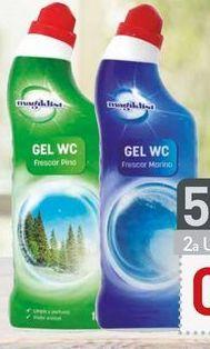 Oferta de Limpiador wc por 0.74€