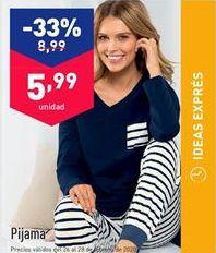 Oferta de Pijama  por 5.99€