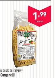 Oferta de Garganelli IL GUSTO DELL'ITALIA por 1.99€