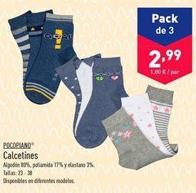 Oferta de Calectines Pocopiano  por 2.99€