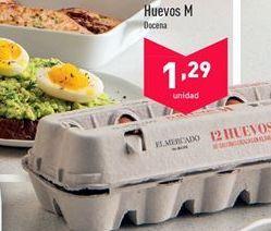 Oferta de Huevos M por 1.29€