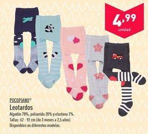 Oferta de Leotardos Pocopiano  por 4.99€