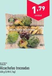 Oferta de Alcachofas troceadas FLETE por 1.79€