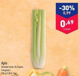 Oferta de Apio por 0.69€