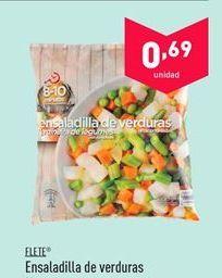Oferta de Ensaladilla de verduras FLETE por 0.69€