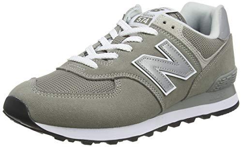 Oferta de New Balance 574 Core Zapatillas Hombre, Gris (Grey EGG), 44.5 EU (10 UK) por 53.15€