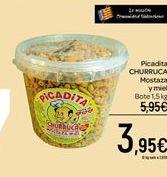 Oferta de Picadita Churruca mostaza y miel por 3.95€