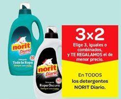 Oferta de Detergente Norit diario por