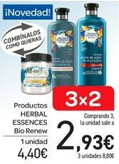 Oferta de Productos para el cabello Herbal Essences por 4.4€