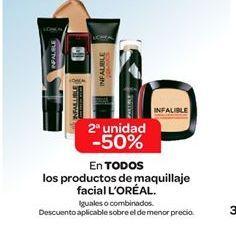 Oferta de Maquillaje L'Oréal por