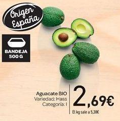 Oferta de Aguacates Bio por 2.69€