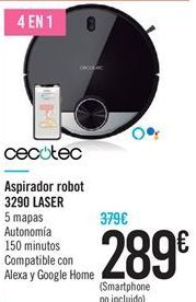 Oferta de Aspirador robot 3290 LASER por 289€