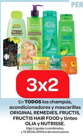 Oferta de Productos para el cabello Fructis por