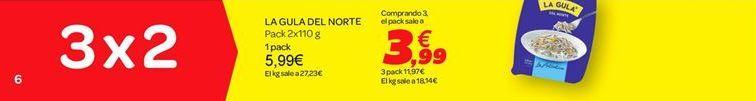 Oferta de Angulas  por 5.99€