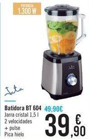 Oferta de Batidora BT 604 por 39.9€