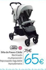 Oferta de Silla de Paseo Cádiz por 65€