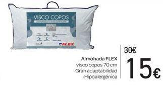 Oferta de Almohada Flex por 15€